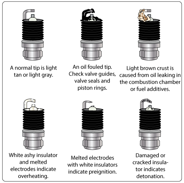 Spark Plug Readings